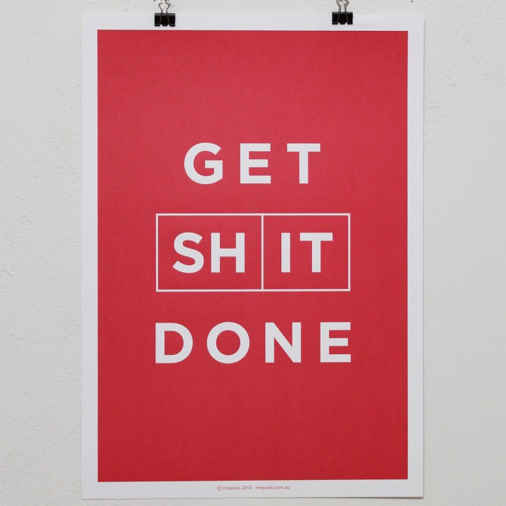 3. GET-SHIT-DONE-poster-watermelon by Mi Goals