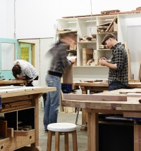December Introduction to Furniture Making